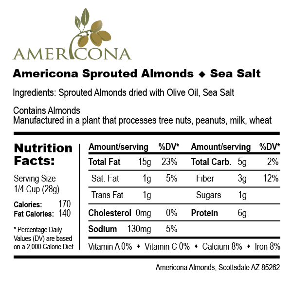 Americona Almonds